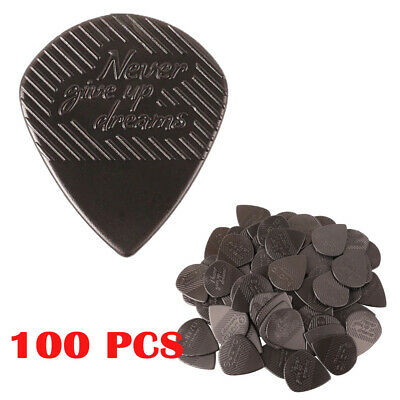 100PCS JOYO Non-slip Picks Antiskid Plectrums for Acoustic Electric Guitar Bass