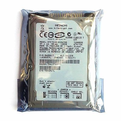 """Hitachi 2.5"""" HDD IDE PATA 60GB Hard Disk Drive 5400RPM 8M For Laptop"""