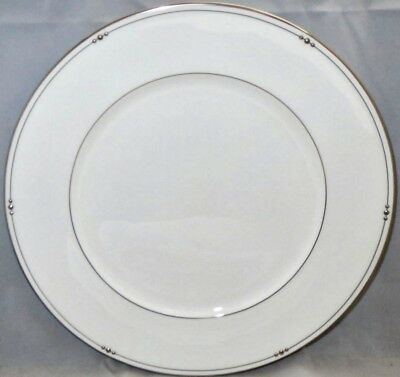 Royal Doulton Precious Platinum Dinner Plate