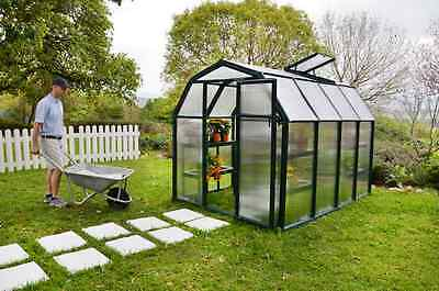 Rion Eco Grow 2 6X8 Greenhouse [HG7008]