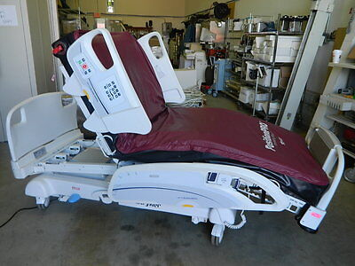 Stryker Intouch 2141 Electric Hospital Bed - Patient Ready Refurbished Bed