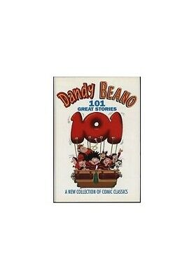 Dandy and Beano: Best Stories from the First Fifty Years: 101 Great Stories Book