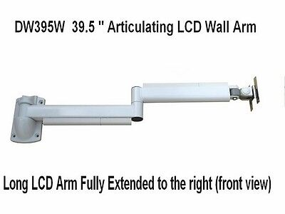 """DW395W 40"""" Monitor Wall Arm Articulated"""