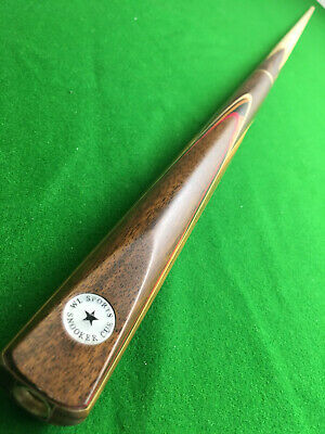 "57.1"" Handmade 3/4 Snooker Cue With Ash Shaft"