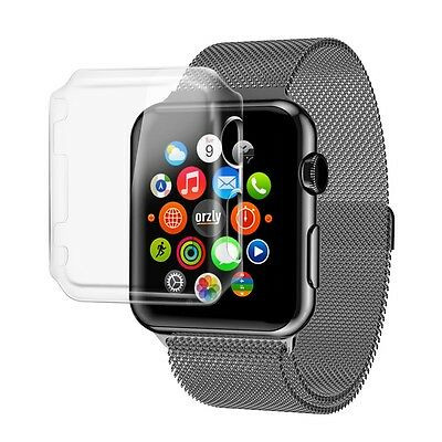 Apple iWatch 42 mm Case Original Orzly InvisiCase Cover for Apple Watch (42mm)