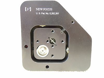 Newport New Focus Single-mode Fiber Positioner ,XYZ