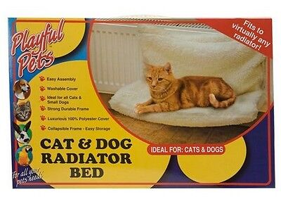 Playful Pets - Cat and Dog Radiator Bed