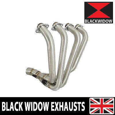 Suzuki Gsx1200 Gsx 1200 Inazuma Race Exhaust Downpipes Front Pipes 1998-1999
