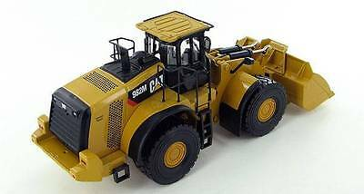 Norscot Caterpillar Cat 982M Wheel Loader 1:50 Scale 55292 Very Detailed Nice