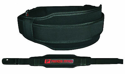 Premier Back Support Power Lumber Pain Fitness Weight Lifting Belt Gym Training