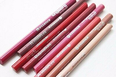 Essence Lips Liner Long Lasting Twist Up Pencil Chooses Your Color Free Shipping