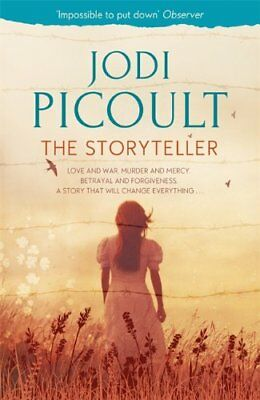 The Storyteller, Picoult, Jodi Book The Cheap Fast Free Post
