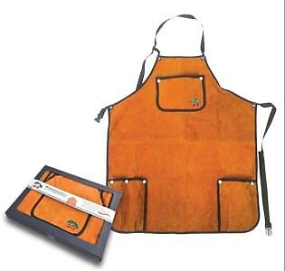 Apron - Suede Leather