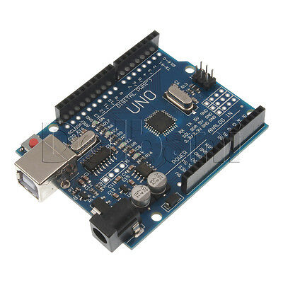 New UNO R3 5V 16 MHz ATmega328P CH340 8-bit SMD with USB for Arduino