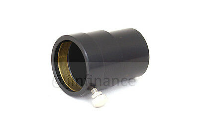 "Extension Tube for 1.25"" Telescope Eyepiece brass compression ring"