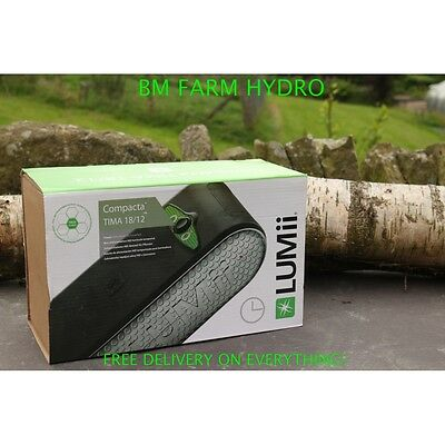 Lumii Tima Magnetic Power Pack With Digital Timer Ballast 600W Hydroponics Lamp