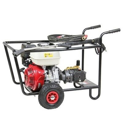 SIP 08952 Tempest PPG1002/250 248bar Petrol Pressure Washer - Honda Engine