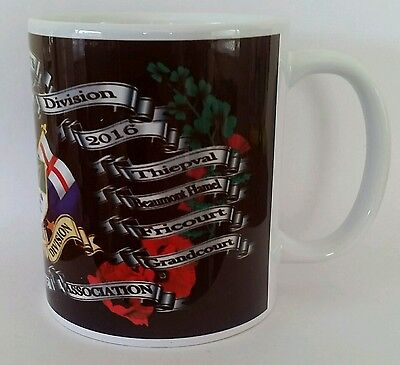 36th Ulster Division fermanagh somme association 100 years commemorative mug.