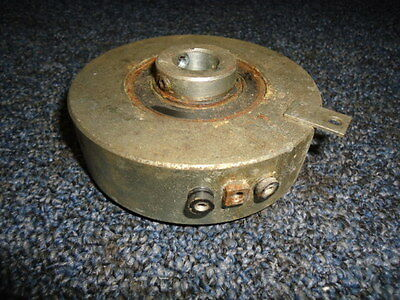 Warner Electric SF-400 Brake Component. Looks New - Surface Rust. Turns Freely.