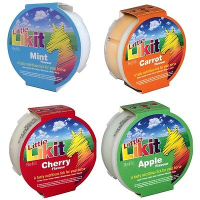 Likits Horse Treats, Likit Equestrian Toys - Choose Flavour - 650g