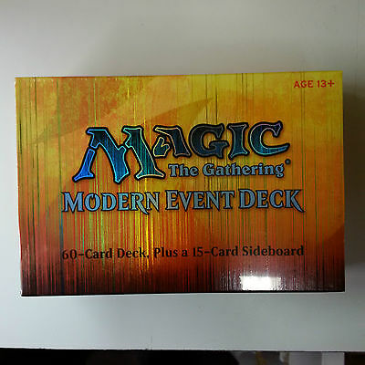 Magic MTG Modern Event Deck New Factory Sealed English