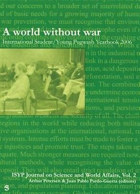 A World Without War by Petersen Paperback Book (English)