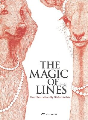 Magic of Lines by Liu Zheng Paperback Book (English)