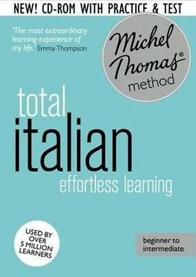 Total Italian Foundation Course: Learn Italian With the Michel Thomas Method by