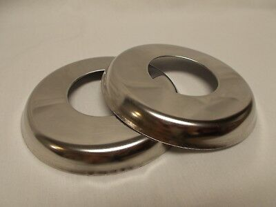 9040 Escutcheon, Trim Ring Set For Ladder Or Handrail For In Ground Pool