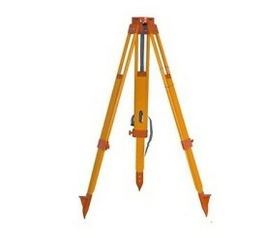 ATS-2 Wooden Tripod for Auto level Total Staion Theodolite