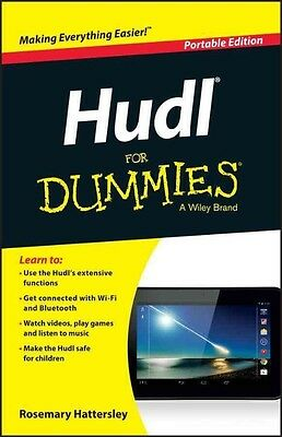 Hudl for Dummies by Rosemary Hattersley Paperback Book (English)