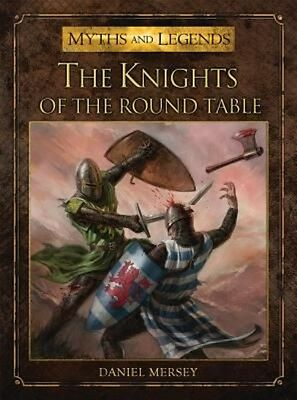 Knights of the Round Table by Daniel Mersey Paperback Book (English)