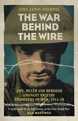 War Behind the Wire by John Lewis Stempel Paperback Book (English)