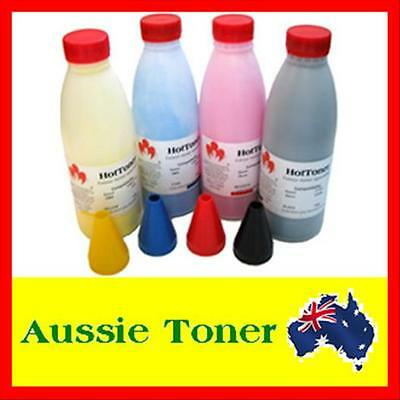 4x Brother TN240BK TN240C TN240Y TN240M Toner Refill