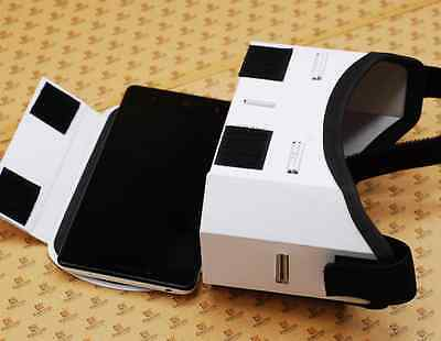 3D Self-service VR Virtual Reality Glasses Cardboard Game Movie For Phone