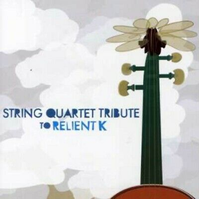 Various Artists - String Quartet Tribute To Relient K [New CD]