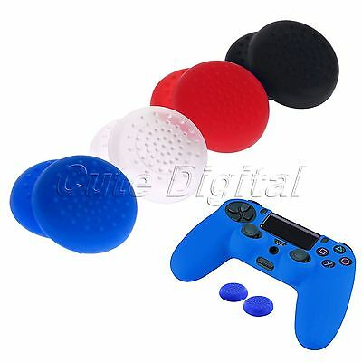Analog Controller Thumb Stick Grip Joystick Cap Cover Pad for PS4 XBOX ONE 10pcs