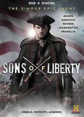 Sons Of Liberty New Dvd