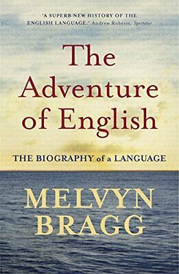 The Adventure Of English by Melvyn Bragg Paperback Book The Cheap Fast Free Post