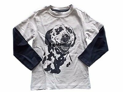NWT Boy's Gymboree Rescue Squad dog long sleeve shirt ~ 5 FREE SHIPPING!