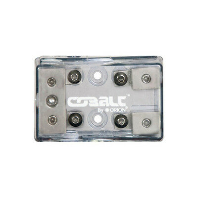 Orion DBF1424 Mini ANL Power Distribution. Block One 4/8 In & Two 4/8 G Out