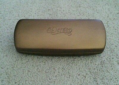 NEW Dereon Sunglasses Case - Dark Brown