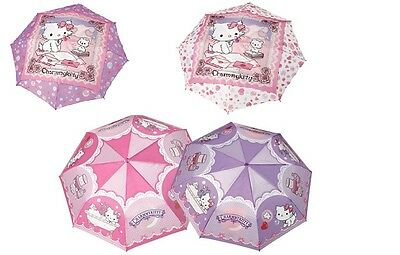 Charmmy Kitty Stylish Girls Kids Umbrellas Perfect Gifts
