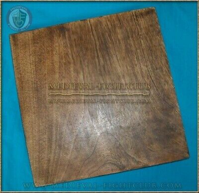 Wooden square serving board - 12inch
