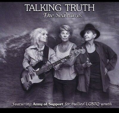 The Seawaves - Talking Truth [New CD]