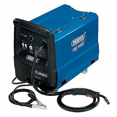 Draper Garage / Workshop 180A 230V Gas / Gasless Mig Welder - 12019