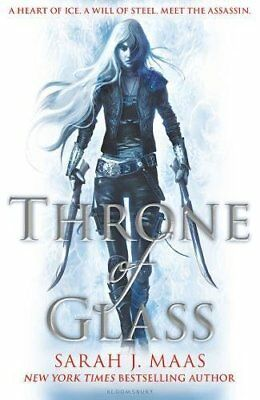 Throne of Glass: 1 by Sarah J. Maas New Paperback Book