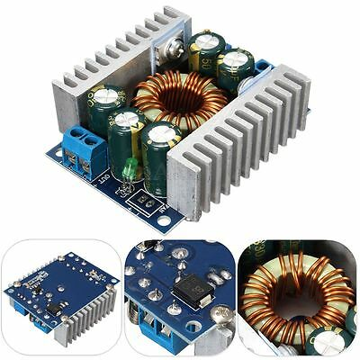 New DC-DC Buck Converter Adjustable Power Supply Step Down Module 1.2-36V 12A