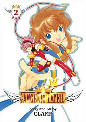 Angelic Layer Omnibus Vol 2 by CLAMP (Paperback, 2013) < 9781616551285