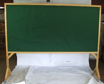 "79"" H X 98 1/2"" W Cloth 50"" Tall Garment Display Presentation Marketing Board"